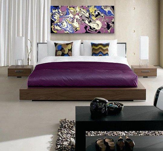 violetinis-paveikslas-interjere